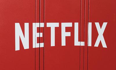 Netflix rises
