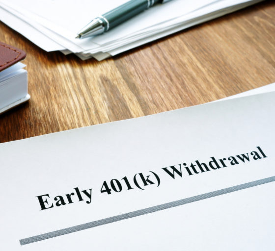 Covid-19 hardship withdrawal